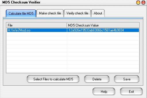 MD5 Checksum Verifier 5.9 Full Key, Phần mềm kiểm tra mã MD5 chính xác nhất.