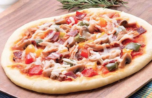Resep Cara Membuat Pizza Enak dan Lezat