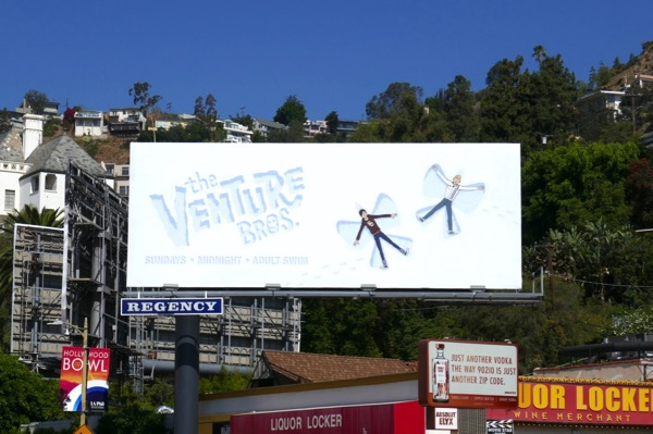 Venture Bros season 7 billboard