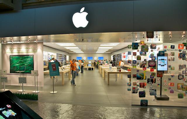 Lojas da Apple em Las Vegas