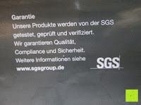 """SGS: Yogamatte """"Ravana"""" Die ideale Yoga- und Gymnastikmatte für Yoga-Einsteiger. Maße: 183 x 61 x 0,4cm / Tribal Center"""
