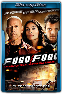 Fogo contra Fogo Torrent 2012 720p e 1080p BluRay Dublado
