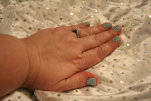 Review: Jamberry Nail Wraps