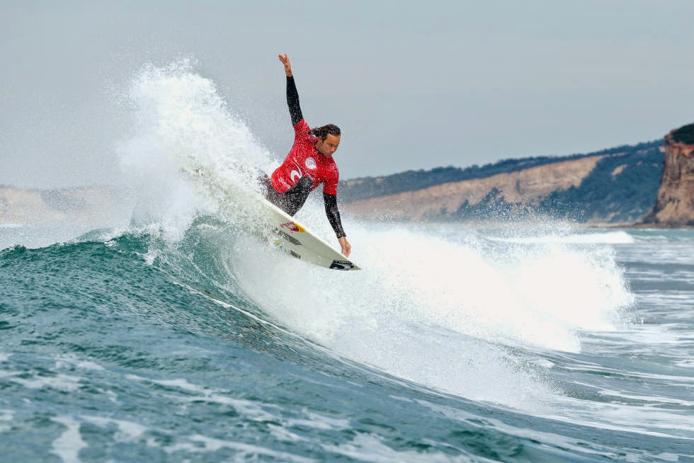 14 Rip Curl Pro Bells Beach 2015 Jordy Smith WSL Kelly Cestari