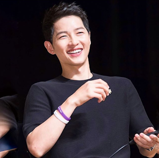 Biodata Song Joong ki Terbaru