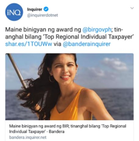 You Will Not Believe How How Much Wealth Did Maine Mendoza Earn After Her Kalye Serye Fame!