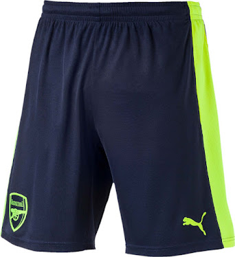 online store a86dc 895af Arsenal 16-17 Third Kit Released - Footy Headlines