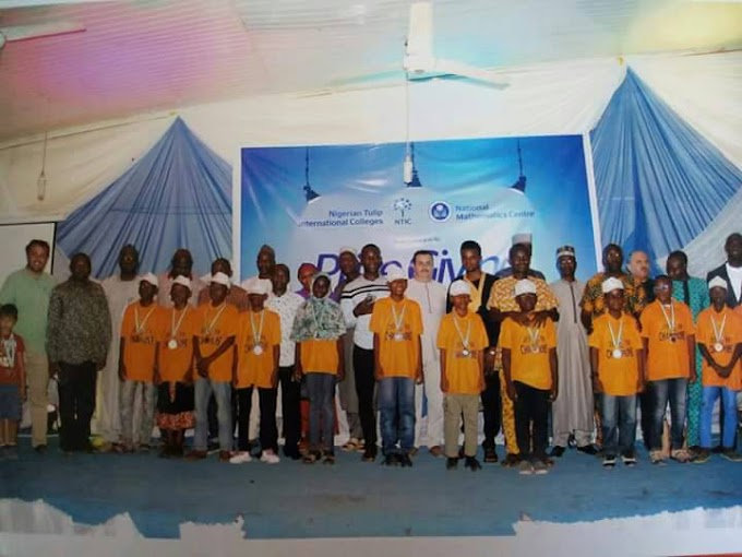 LG Administrator Donates N.5m to Okene Schools for Winning Competition
