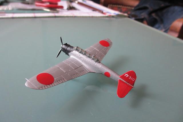 1/144 Nakajima B5N Kate diecast aircraft