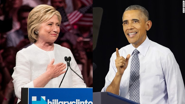 Barack Obama dan Hillary Clinton Jadi Sasaran Bom Paket