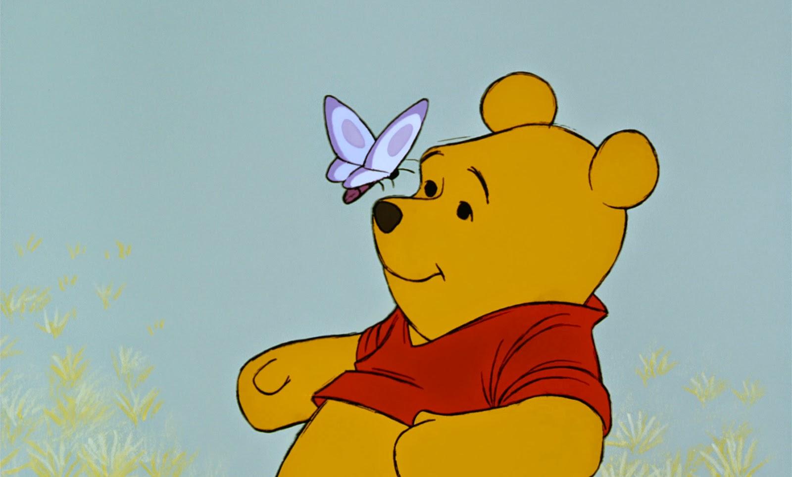 Winnie The Pooh Big Teddy Bear