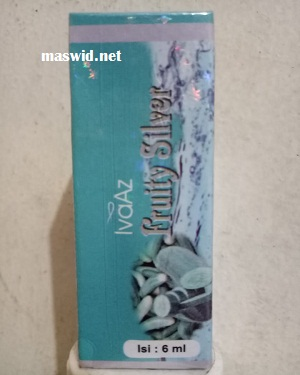 Jual IvaAz Fruity Silver Air Ajaib