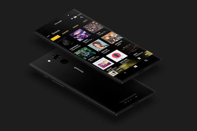 Microsoft 2018 New Lumia | 2.5 Curved Gorilla Glass | Concept