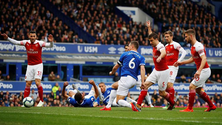 Prediksi Everton VS Arsenal 21 Desember 2019