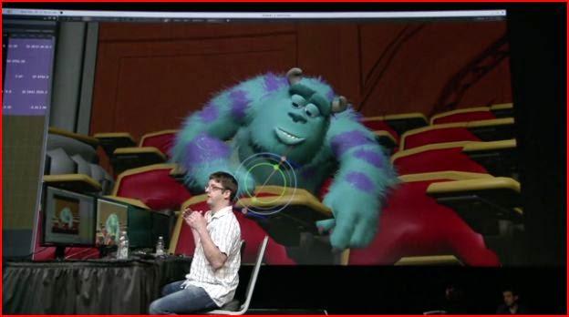 Pixar Presto animatedfilmreviews.filminspector.com