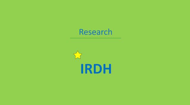 Lowongan Kerja Terbaru irdhcenter.com (CV. IRDH)