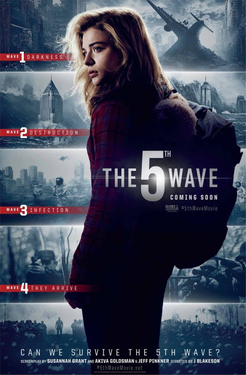 5th Wave film poster