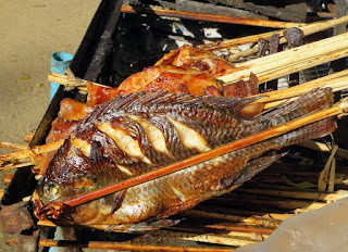 Peluang Usaha Membuat Tusuk Ikan dari Bambu