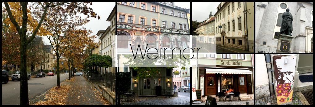 Weimar in 3 Tagen: hier die Must-sees