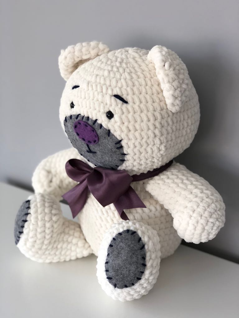 Knitted Toys & Amigurumi / Amigurumi ayıcık at sahibinden.com ... | 1024x768