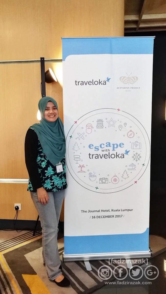 2 Hari 1 Malam Escape With Traveloka