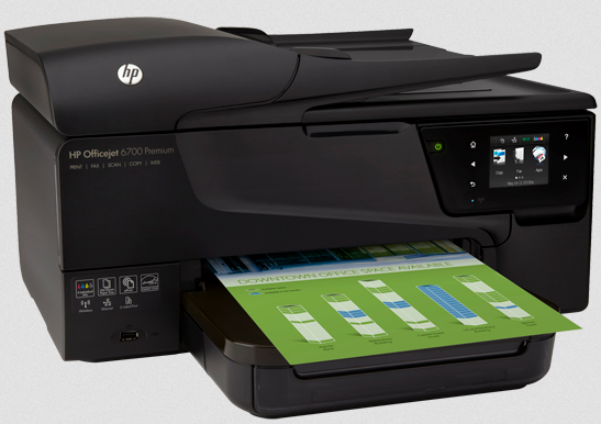 HP Officejet 6700 Printer