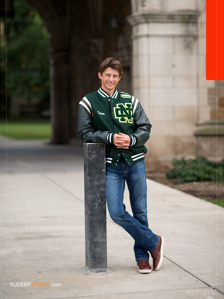 Notre Dame Prep High School Ann Arbor Senior Pictures Photographer - Sudeep Studio.com