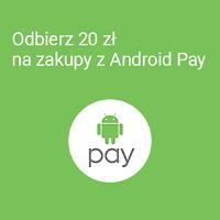 Android Pay: rabat 20 zł na zakupy w sklepach Żabka i Freshmarket