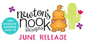 June 2017 Release - Newton's Nook Designs #newtonsnook