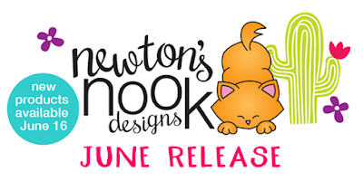 June 2017 Release - Newton's Nook Designs #newtonsnook