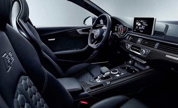 Interior Audi RS5 Sportback 2018