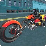 Game Police Sci Fi Bike Rider 3D Download