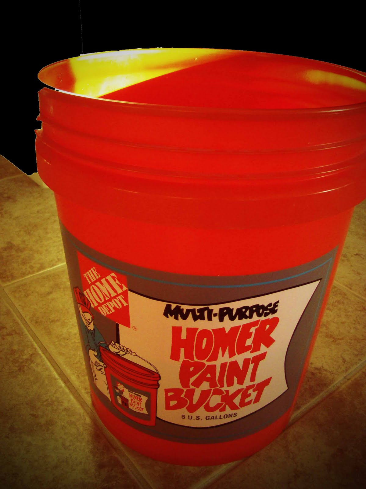 5 Gallon Bucket Home Depot Simply Domestic Me Homemade Liquid Laundry Detergent