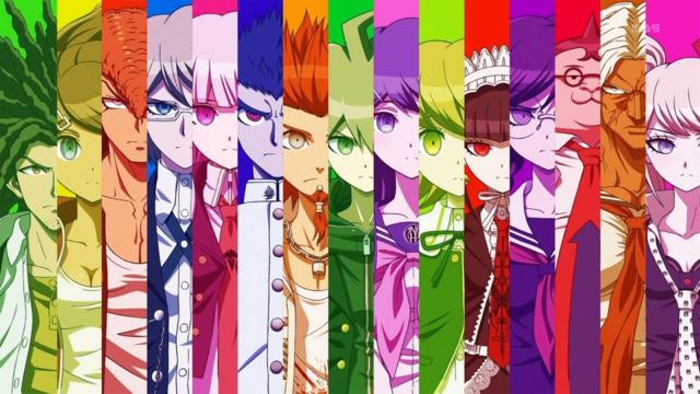 Danganronpa the Animation BD Subtitle Indonesia