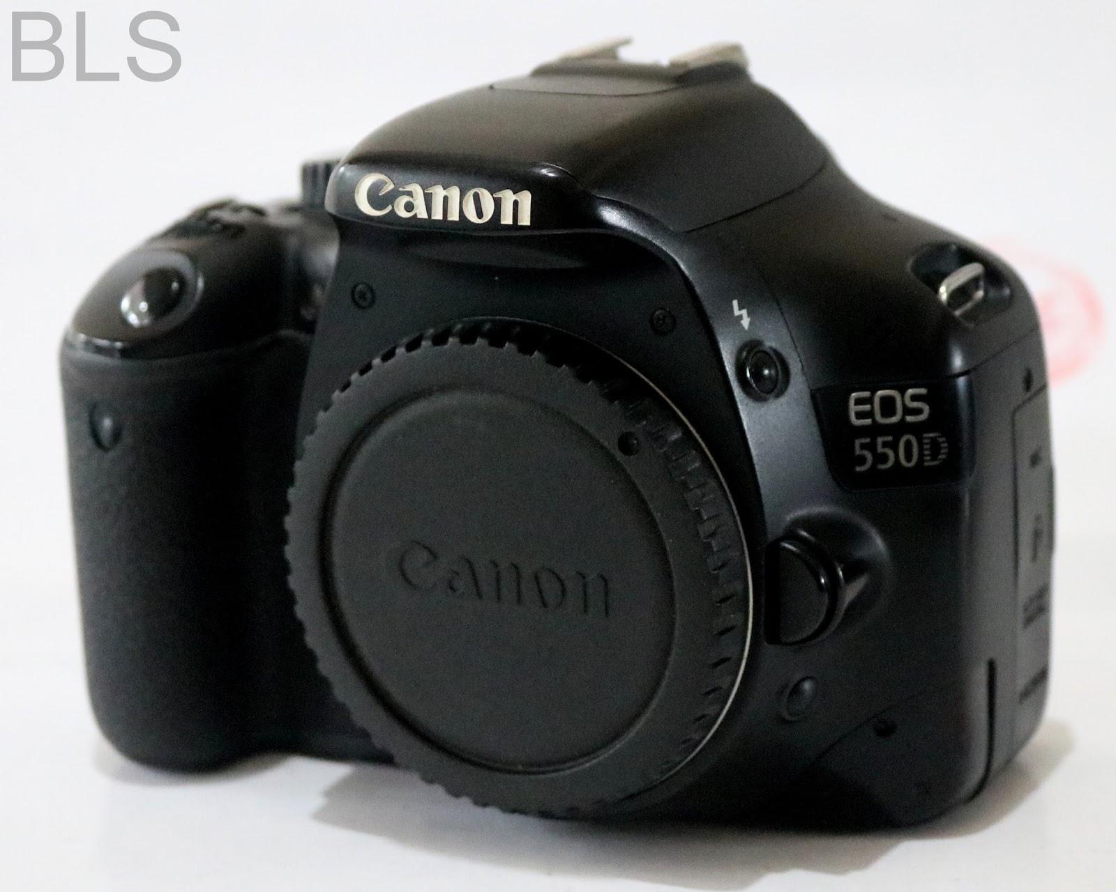 Periksa body sebelum membeli kamera