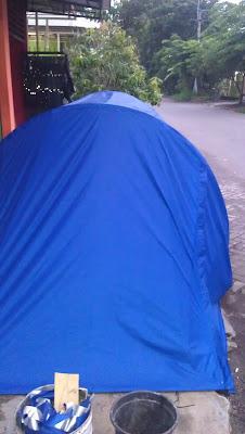 Tempat Rental Tenda Camping Kapasitas 8 Orang Di Sidoarjo