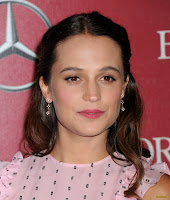 Alicia Vikander- 27th Annual Palm Springs International Film Festival Awards Gala January 2nd 2016.