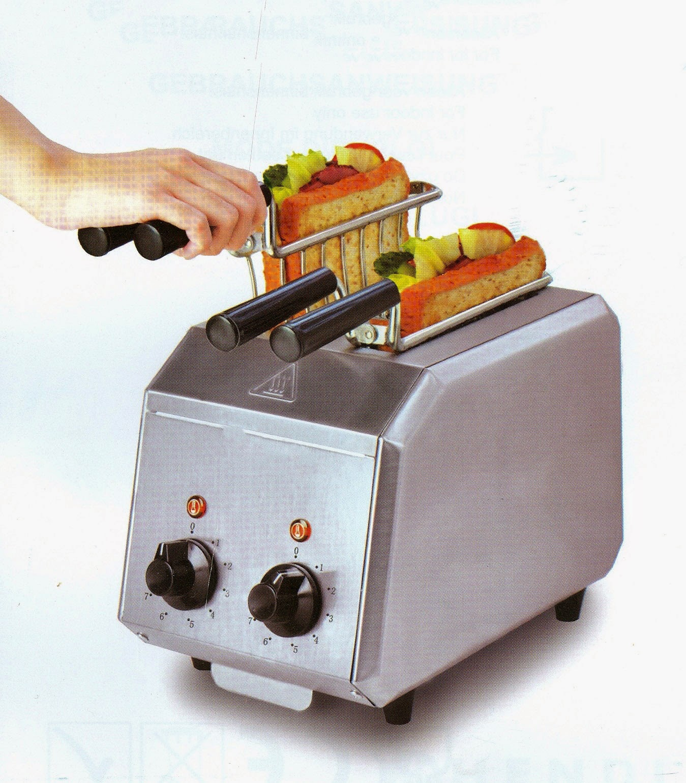 Prajitor de Paine cu Doua Suporturi, Toaster Sandvisuri, Model Prajitor de Paine Profesional Horeca, 1200W, Pret Reducere, www.amenajarihoreca.ro