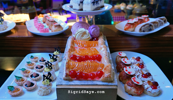 L'Fisher Hotel buffet - Bacolod restaurants - L'Fisher Hotel Bacolod - eat all you can buffet - L'Fisher Hotel Bacolod buffet price - Bacolod hotels - Bacolod blogger - Bacolod lifestyle blogger - dessert station