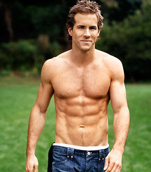 Ryan Reynolds Six Pack