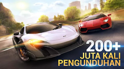 download game asphalt 8 apk+data Baru untuk Android Gratis