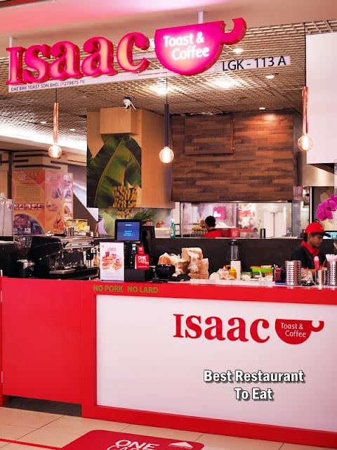 Isaac Toast Malaysia @ 1 Utama