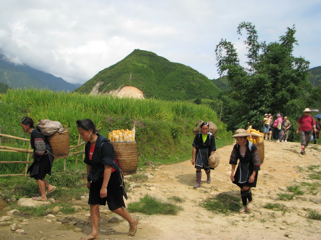 Sapa Town, Lao Cai