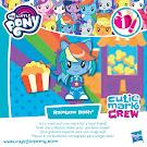 My Little Pony Series 1 Rainbow Dash Cutie Mark Crew Card