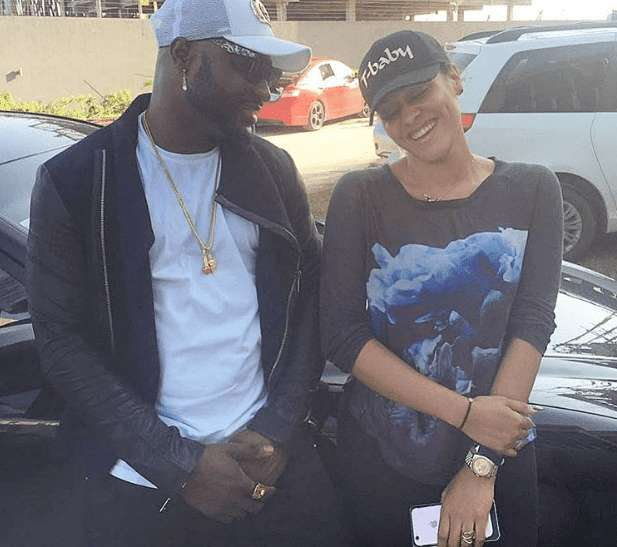 Alterplate frontier, Harrysong was recently seen hanging out with Wizkid's ex girlfriend, Tania Omotayo. The picture of the two has hit the internet and it sparked a reaction in the circle of Wizkid fans who have been sending warnings to Harrysong to steer clear of the beautiful Tania, so as not to evoke the wrath of Wizkid.  Do you think it is wrong for Harrysong to hang out with Wizkid's ex-girlfriend? Share your thoughts in the comment section.  See picture below.    You May Also Like