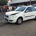 Bandidos em fuga colidem em quatro carros e terminam presos no Alecrim
