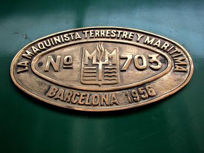 anagrama ocomotora berga maquinista terrestre maritima fabrica barcelonneta