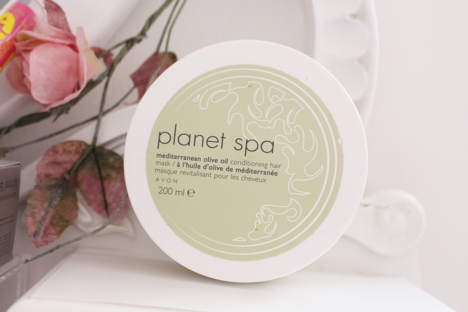 Avon Planet Spa Hair Mask