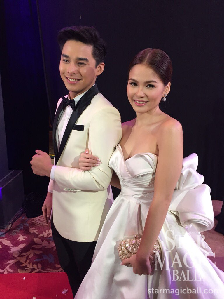 PBB ex-housemates Mccoy de Leon and Elisse Joson