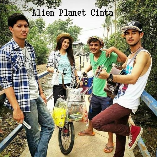 Sinopsis telefilem Alien Planet Cinta siaran Astro, pelakon dan gambar telefilem Alien Planet Cinta, biodata pelakon telefilem Alien Planet Cinta (Astro)